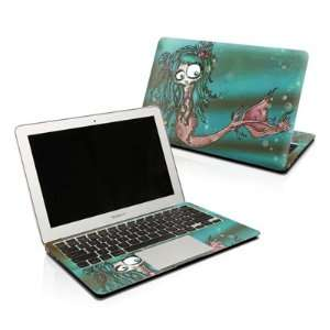 Oil Spill Mermaid Design Skin Decal Sticker for Apple MacBook PRO 13