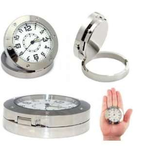 Mini Dv DVR Camera Desk Clock Motion Detection Watch
