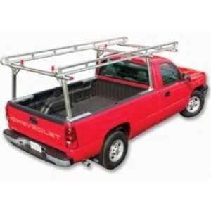 Weather Guard Model 1211 ATR Aluminum Truck Rack rails for short box