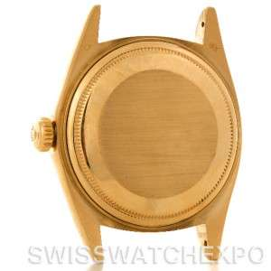 Rolex President Vintage 18k Yellow Gold Watch 1803 Year 1974