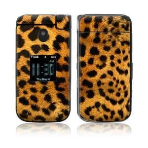 Cheetah Skin Decorative Skin Cover Decal Sticker for Samsung Zeal Cell