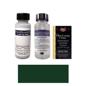 Oz. Moss Green Metallic Paint Bottle Kit for 1963 Mercedes Benz All