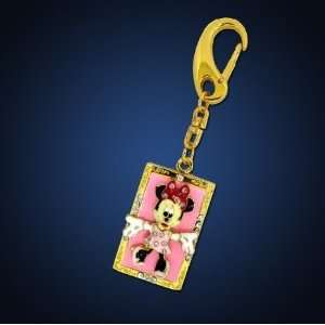 8GB Pink Crystal Minnie Mouse USB Flash Drive with