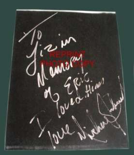 Michael Jackson SIGNED 108 Page DANGEROUS Songbook~RaRe