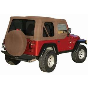 Rampage Products 99736 97 06 Jeep Wrangler OEM Replacement