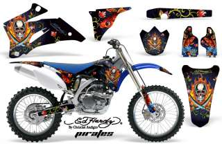 AMR RACING OFF ROAD DIRT BIKE GRAPHIC KIT YAMAHA YZ 250/450 F 06 09 ED