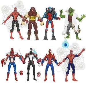 Spider Man Classics 6 Inch Action Figures Wave 2 Toys & Games