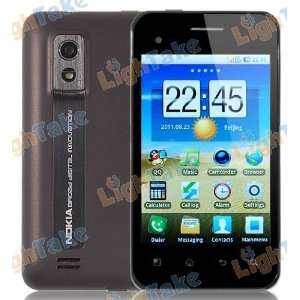 DUAL BAND TOUCH SCREEN MOBILE PHONE   K1 4.0 Inch Dual SIM Card   Dual