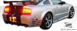 2005 2009 Ford Mustang GT500 Widebody Rear Bumper