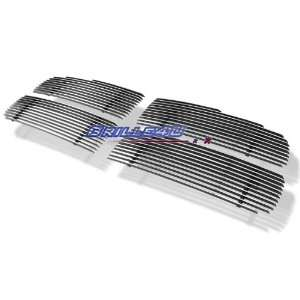 02 05 Dodge Ram Stainless Steel Billet Grille Grill Insert Automotive