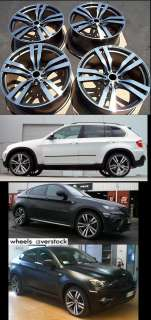 Brand new set of four Rad Alloy rims to fit BMW