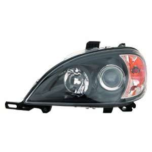 Depo 340 1104P ASD2 Mercedes Benz M Class Headlight Projector Assembly
