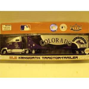 MLB Colorado Rookies Limited Edition 180 Scale Die cast