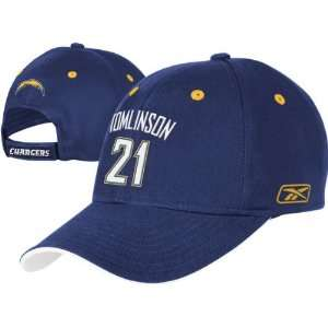 LaDainian Tomlinson San Diego Chargers Name and Number