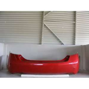 Toyota Camry Se 6Cyl Rear Bumper W/Spoiler Holes 07 10