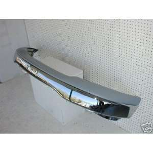 03 Ford F150/F250/Expedition Chrome Front Bumper and Top Pad Package