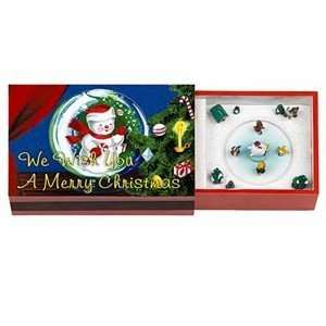 Mr. Christmas Matchbox Melodies Animated Music Box   We