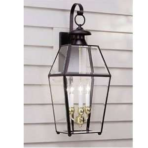 Norwell Lighting 1067 BEVE VE Verde Indoor & Outdoor Lighting 3 Light