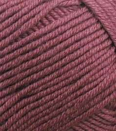 Debbie Bliss ~BABY CASHMERINO~ Soft Luxury Yarn Color #36 Berry