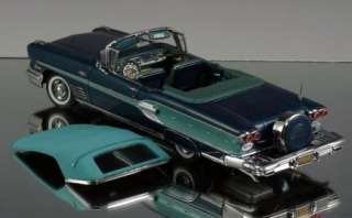 Danbury Mint Die cast car 1958 Pontiac Bonneville Convertible