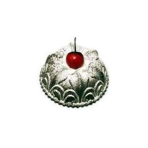 Bundt Cake Cherry Fake Food