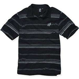 Fox Racing Transmission Polo   Small/Black Automotive