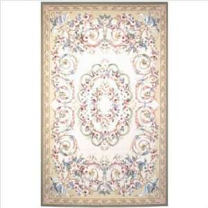 Safavieh Rugs Chelsea Collection HK71A 5 Ivory/Sage 53 x