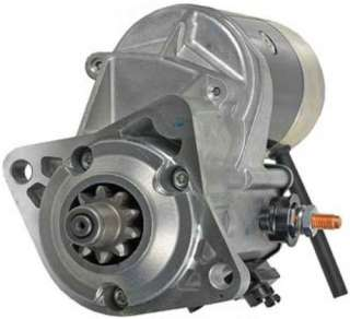 STARTER MOTOR NEW HOLLAND WHEEL LOADER W190B 8605784 428000 2590
