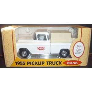4626 Ertl CASE 1955 Pickup Truck Diecast Bank 7Long. Toys & Games