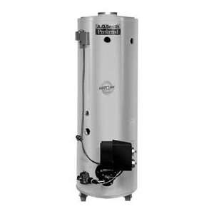 Btp 199a Commercial Tank Type Water Heater Nat Gas 86 Gal