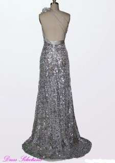 New Classy Sequins Formal Evening Party Gown Prom Dress