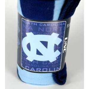 University of North Carolina Fleece Throw Blanket