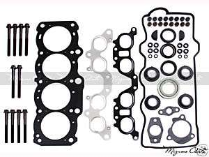 97 01 2.2 L Toyota Camry 5SFE Head Gasket Set + Bolts