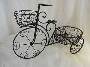 HOME DECOR METAL BICYCLE INDOOR AND OUTDOOR USE GREAT FOR CHRISTMAS