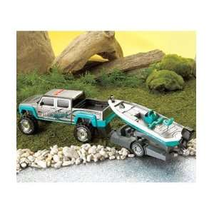 Road Rippers Hummer Truck and Trailer Toys & Games