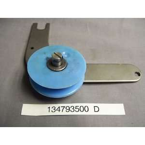 134793500 DRYER IDLER PULLEY ARM ASSEMBLY ELECTROLUX USED