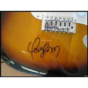Taylor Swift Autographed/Hand Signed Electric Guitar
