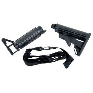 US Army Alpha Black Tactical Mod Kit   3 Piece Sports
