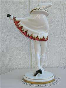 Superb Collection Goebel Art Deco Maskerade Figurines