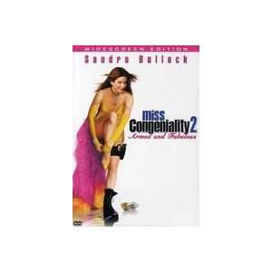 New Warner Studios Miss Congeniality 2 Product Type Dvd Comedy