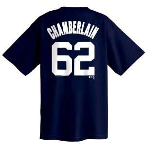 Joba Chamberlain New York Yankees Name and Number T Shirt