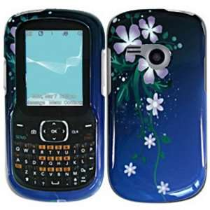 Nightly Flower Hard Case Cover for LG Saber UN200 500G