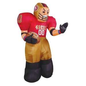 Inflatable NFL San Francisco 49ers Running Back