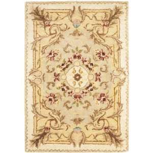 Safavieh Empire Collection EM823A Handmade Beige and Light