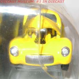 1941 41 WILLYS GASSER RC HOT ROD MAGAZINE DIECAST