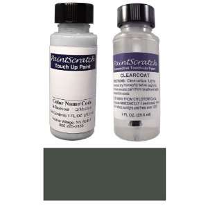 1 Oz. Dark Gray Metallic Paint Bottle Kit for 1989 Honda