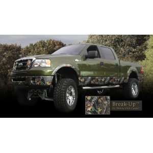 CamoFusion® Large Lower Rocker Panel Accent Kit
