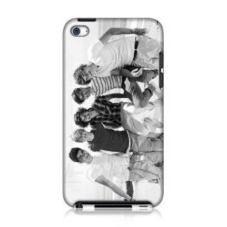 Ecell   ONE DIRECTION 1D BACK CASE COVER FOR iPOD TOUCH 4 4G