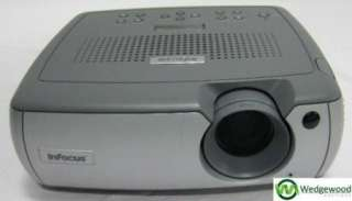 INFOCUS LP640 LCD HOME THEATER PROJECTOR 2200 LUM/209hr 797212597298