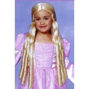 Child Storybook Princess Costume Wig Toys & Games